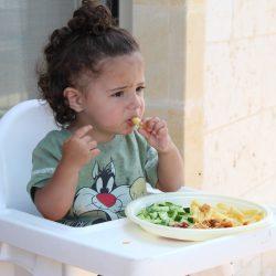 Barn som spiser, matvaner